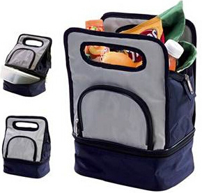 Lunch Thermal Ice Insulated Cooler Bag pictures & photos