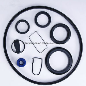 Food Grade Silicone Rubber Gaskets for All Kinds of Machines pictures & photos
