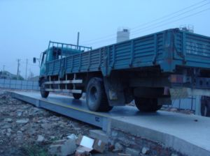 3*9m Truck Scale SCS-60T pictures & photos