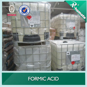 85% Formic Acid Liquid for Dyeing Industry pictures & photos