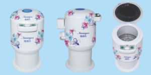 Toilet Garbage Disposer (TD-T201-A)