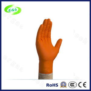 Non-Sterile Powder Free Disposable Nitrile Glove pictures & photos