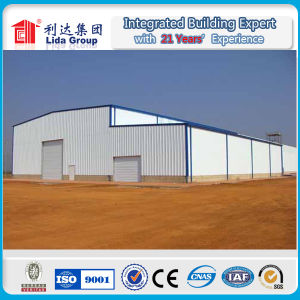 Prefabricated Industrial Warehouse/Workshops. Metal Building pictures & photos
