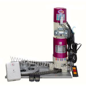220V AC Electric Rolling Shutter Door Motor pictures & photos