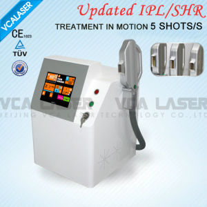 IPL+RF Shr for Hair Removal, Skin Rejuvenation & Freckle Removal Treatments Device pictures & photos