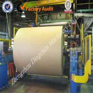Cylinder Mold Cardboard Paper Machine (Dingchen-2100mm) pictures & photos