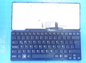 Laptop Keyboard for Sony Vaio Vgn Cw Series Sp/Fr Version Layout pictures & photos