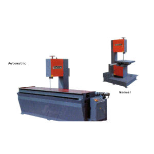 Vertical Metal Band Saw (Manual and Automatic) with Cutting Machine (Gd4535/Gd6550/Gd8050/Gd110100) pictures & photos