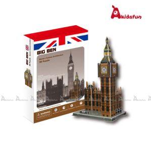 3D Building Puzzle -The Big Ben Enland (LPT-12)