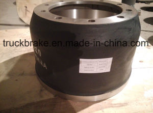 3354210301/3364210305 Truck Auto Tech Part Brake Drum for Mercedes Benz pictures & photos