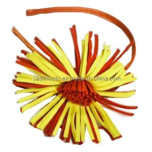 Hair Accessory Specialist Sunflower Sueded Slim Headbands pictures & photos