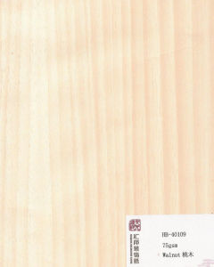 Finish Decor Paper (HB-40109) pictures & photos