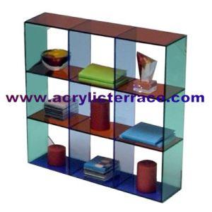 Acrylic Floor Shelf (5FS440001)