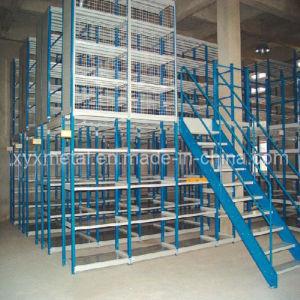 Storage Mezzanine Rack Storage Shelving Rack System pictures & photos