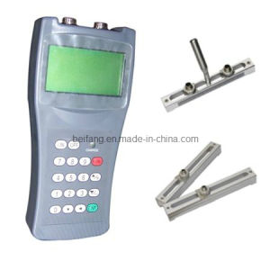 Portable Ultrasonic Flow Meter Crutch Type pictures & photos