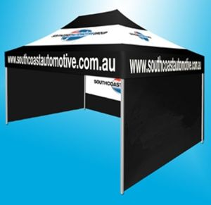 3X3m Commercial Hot Sale Pole Awning Folding Tent pictures & photos