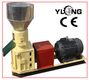Home Using Small Flat Die Biomass Pellet Mill pictures & photos