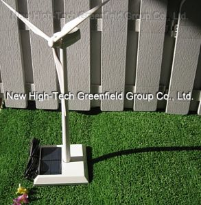 Desk Wind Turbine Metal with USB
