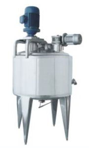 Stainless Steel Food Process Mixing Tank