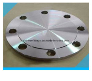 Raise Face B16.5 Carbon Steel Blind Flange pictures & photos