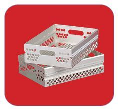 Aluminum Perforated Drawer (DS0001-A01)