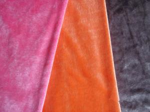 Man-Made Cotton Velvet (SEP108)