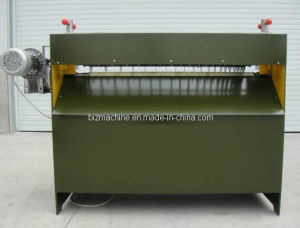 Hob Rubber Sheet Slitting Machine pictures & photos