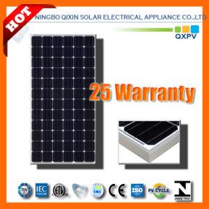 Mono Solar Panel Pass The TUV pictures & photos