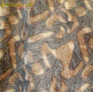 Faux Fox Fur Velvet Decorative Headboard Fabrics