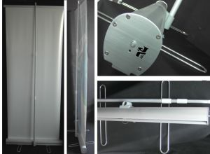 Portable Banner Stand (JB-R-S-8)
