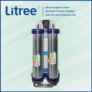 High Flow Household Water Filter for Villa (DS-8GdX2-A) pictures & photos