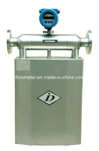 Dn50 Mass Flow Meter for Measuring Liquids (Water, Fuel, Rude Oil, Gasoline, Diesel, Solvent, Slurry) or Gas