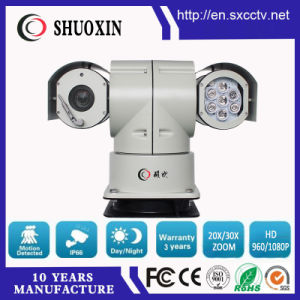 2.0MP 20X Zoom 100m HD IR PTZ CCTV IP Camera pictures & photos