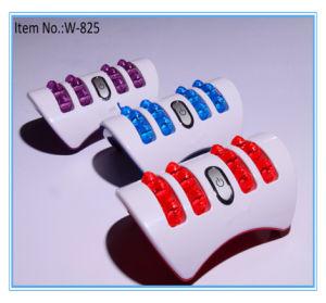 013 Vibration Mini Foot Massage Machine, Manual Electric Foot Massager, Relieve Foot Fatigue