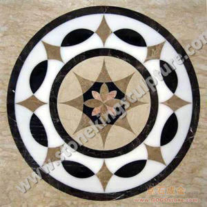 Stone Medallion, Marble Medallion Pattern (SK-3357) pictures & photos