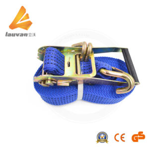 """2"""" Standard Ratchet Tie Down with Short and Long Strap"""