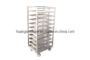 Steamed Bread Handcart (HXCC14)