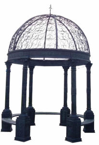 Cast Iron Gazebo (7-42) pictures & photos