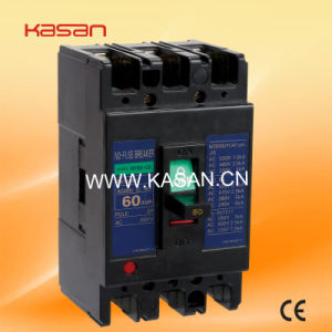 Reliable Working-out Mitsubishi Type Knf250CS 3p 50A Moulded Case Circuit Breaker (MCCB) pictures & photos