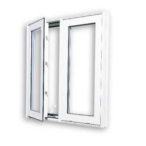 PVC Casement Window pictures & photos
