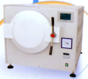 Table Top Pulsation Steam Vacuum Sterilizer pictures & photos