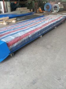 Galvanized Corrugated Roofing Sheet with Competitve Price pictures & photos