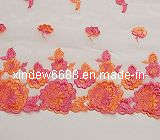 Tulle Embroidery Lace pictures & photos