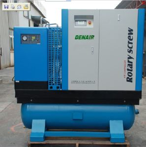 30kw Screw Integration Air Compressor (DA-30LG) pictures & photos