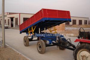 5 Ton Tipping Trailer (Single Axle, 4 wheels)