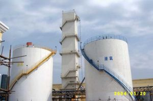 Cryogenic Air Separation Plant (KDONAR 6000/6000/190Y)