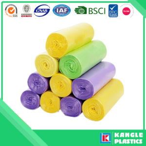 Plastic Multi Color Biodegradable Heavy Duty Strong Garbage Bag pictures & photos