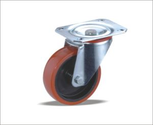 Swivel Caster With TPU Wheel pictures & photos