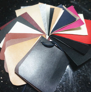 0.6mm-0.7mm PU Leather for Shoes Lining