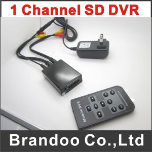 1 Channel CCTV SD DVR, 64GB SD, D1 Resolution, 30f/S, Auto Recording pictures & photos